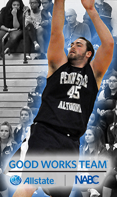 Redfoot Picked to 2015 Allstate NABC Good Works Team