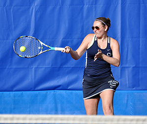 Women's Tennis Loses 7-2 to Geneva