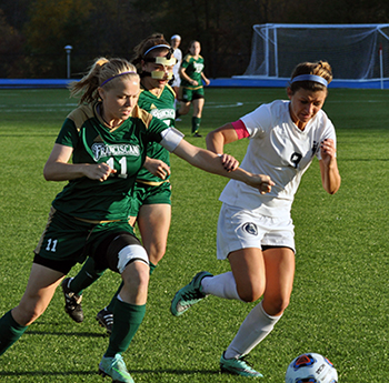 Franciscan Tops Lady Lions 1-0