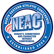 Men's Volleyball Voted Second in NEAC Preseason Poll