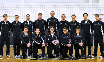 Men's Volleyball 2017 Season Preview