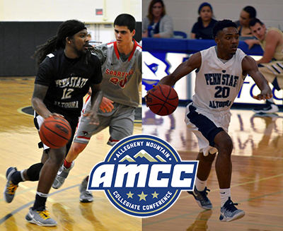 Wilson, Nance Voted to All-AMCC Squad