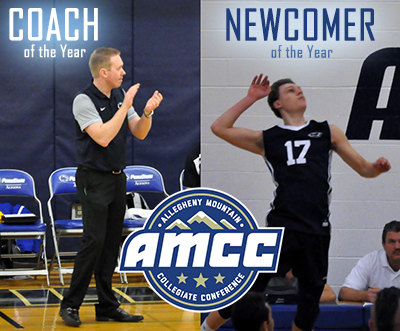 Peterman, Arentz Star on AMCC All-Conference Team