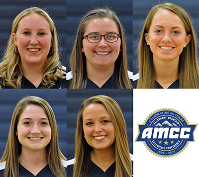 Five Lady Lions Voted to All-Conference Softball Team