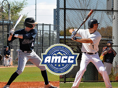 Breon Named AMCC Newcomer of the Year, Two Lions Voted to All-Conference Squad