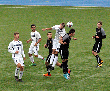 Waynesburg Slides Past Lions 1-0