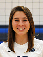 Women's Volleyball Downed 3-1 by York