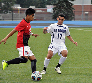 Frostburg Edges Lions 3-2