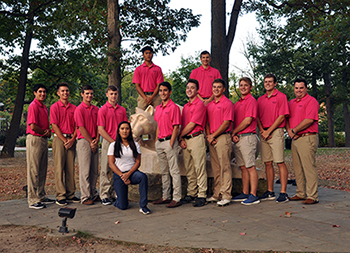 Penn State Altoona Golf Supports Fight Against Breast Cancer