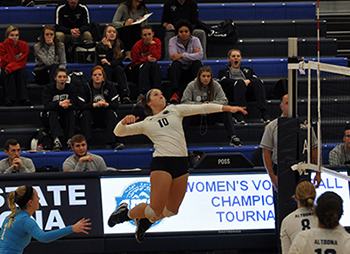Lady Lions Eliminated from AMCC Tournament With 3-1 Loss to La Roche
