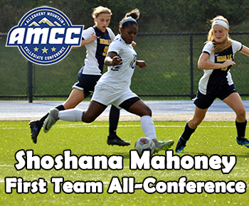 Mahoney Selected First Team All-Conference